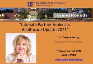 Intimate Partner Violence: Healthcare Update 2021