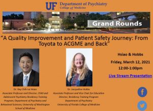 A Quality Improvement and Patient Safety Journey: From Toyota to ACGME and Back
